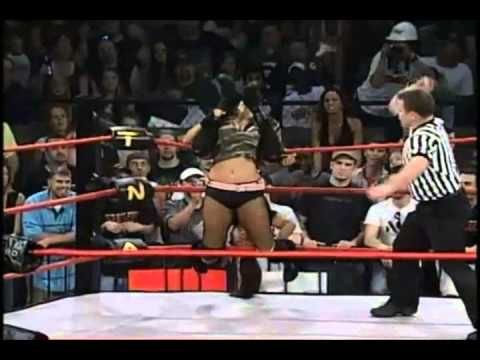 Top 65 Moves of Gail Kim