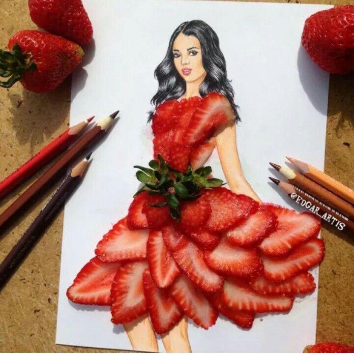 Strawberry Skirt!