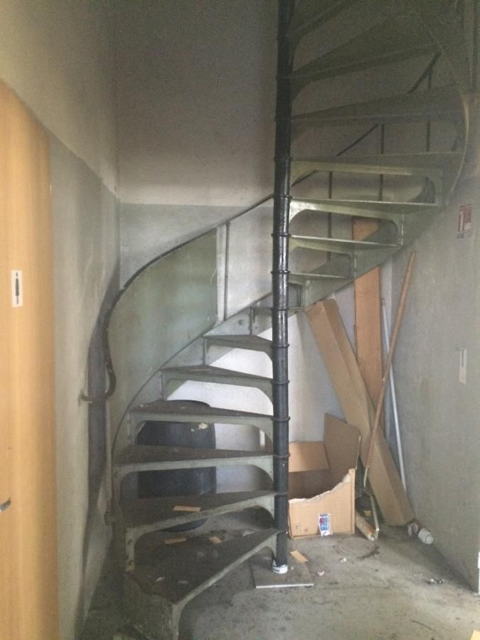 Find Amazing Reclaim Items Like This Antique French Spiral Staircase For  Sale On SalvoWEB #architecturalsalvage