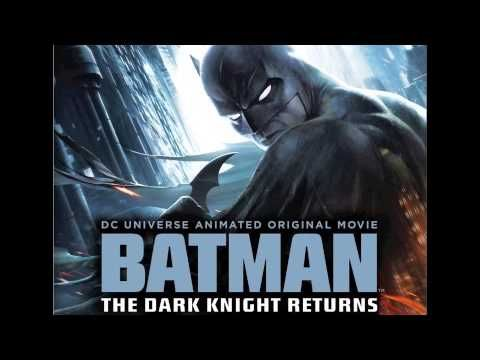5 The Dark Knight Returns Christopher Drake Batman The Dark
