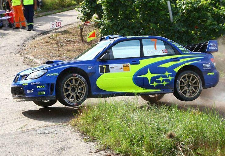 Subaru Rally Car >> Subaru Impreza Wrc Rally Car Sport Cars Pinterest Subaru