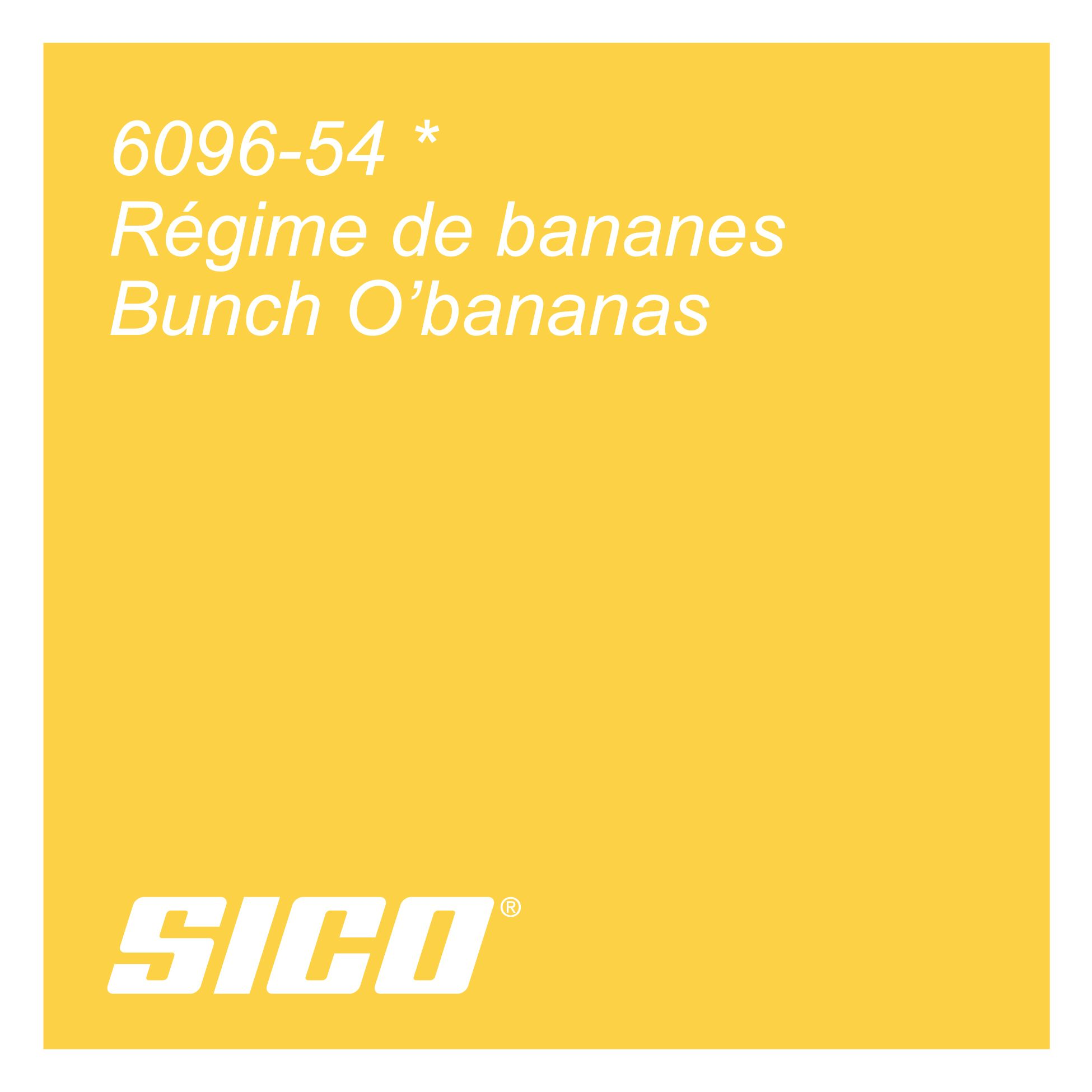 Bunch O Bananas Paint Colour By Sico Paints Regime De