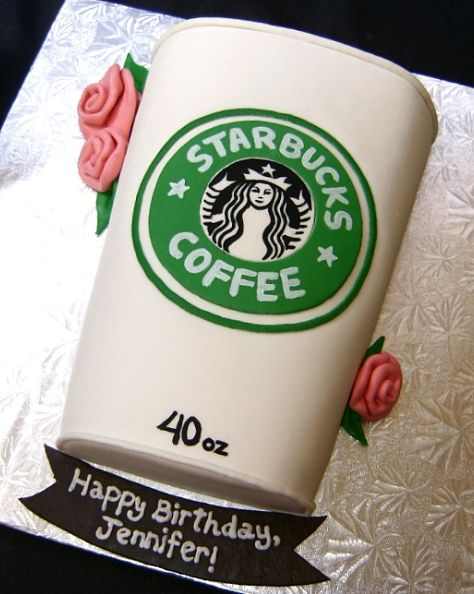 Starbucks Birthday Cake Maybe I might have this for my 14th