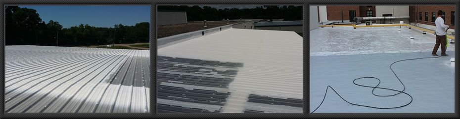 Commercial Painting Services Has Over 15 Years Of Experience Dealing With Metal Roof Painting Metal Roofing Contractors Industrial Roofing Commercial Roofing