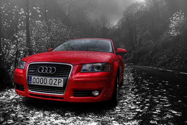 I Am Audi Flickr Feed