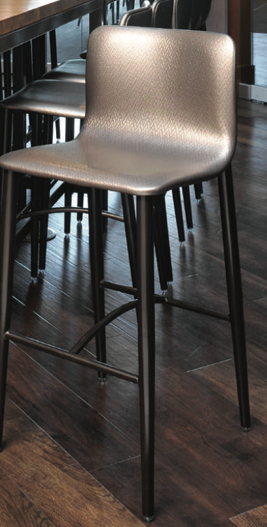 featured at the chop house in toledo oh this lehto barstool from rh pinterest com