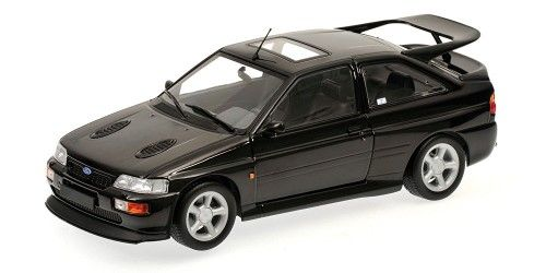1992 ford escort rs cosworth black metallic grey 1 18 diecast car rh cz pinterest com