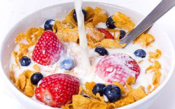Desayuno dietetico para adelgazar