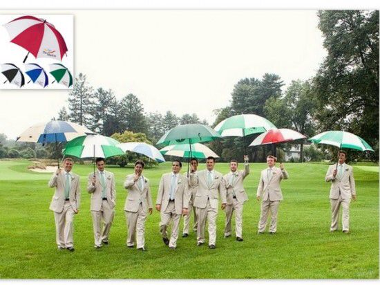 Great ideas for a Rainy outdoor Wedding