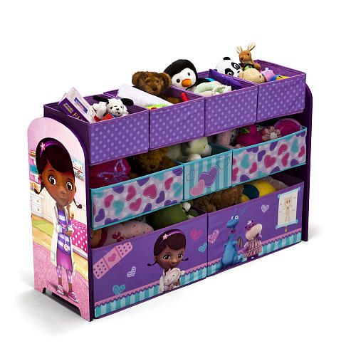 Doc Mcstuffins Deluxe Organizer Home Decor That I Love Pinterest Room Bedrooms And Twin