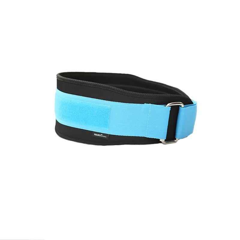 grande vendita imbattuto x prodotti caldi Pesi Tozzo Cintura Lower Back Support Nylon EVA Palestra ...