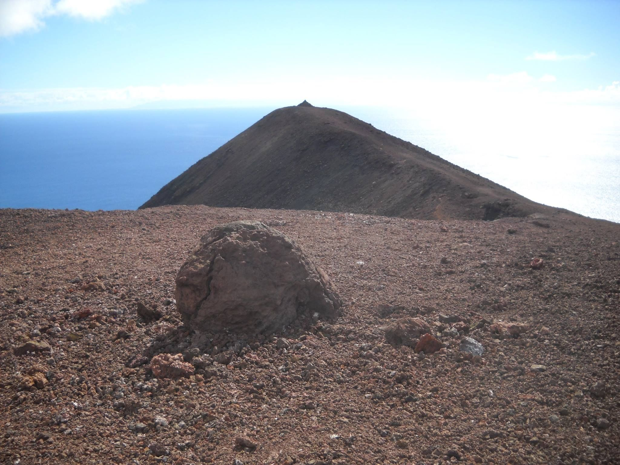 Volcán Teneguia, Fuencaliente - La Palma.