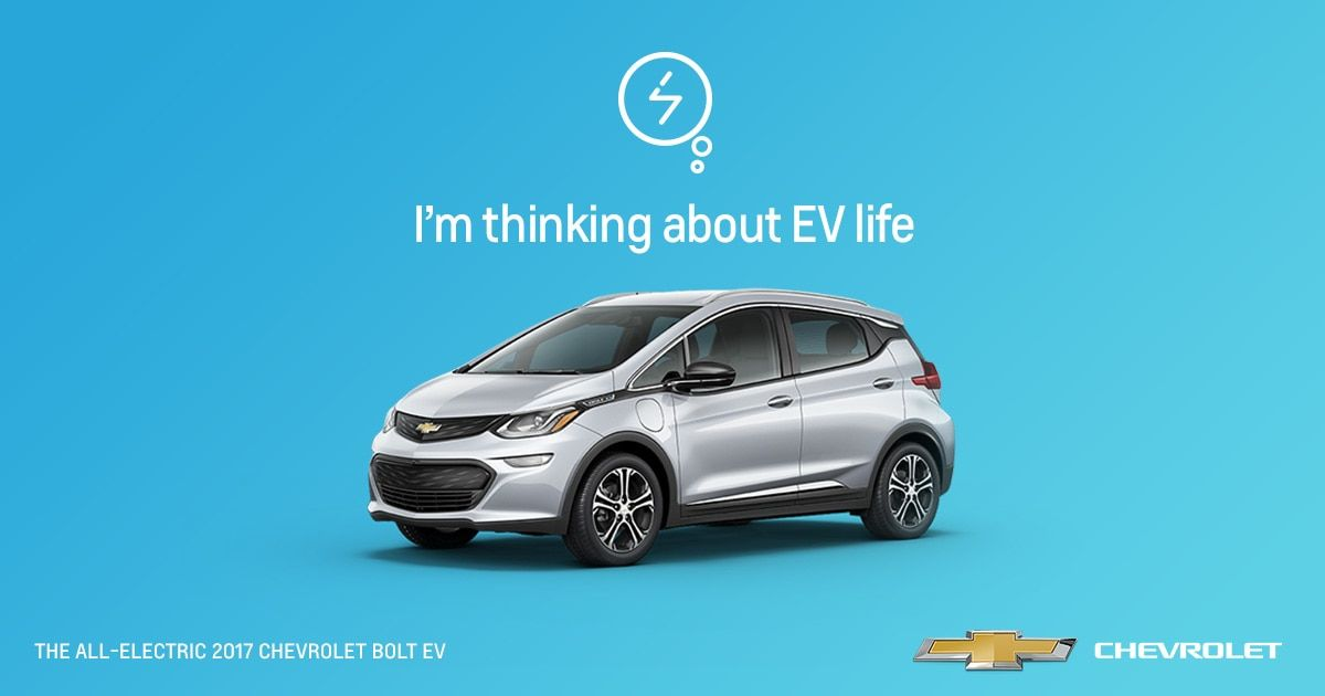 charging the chevy bolt ev electric vehicles electric cars rh pinterest ca