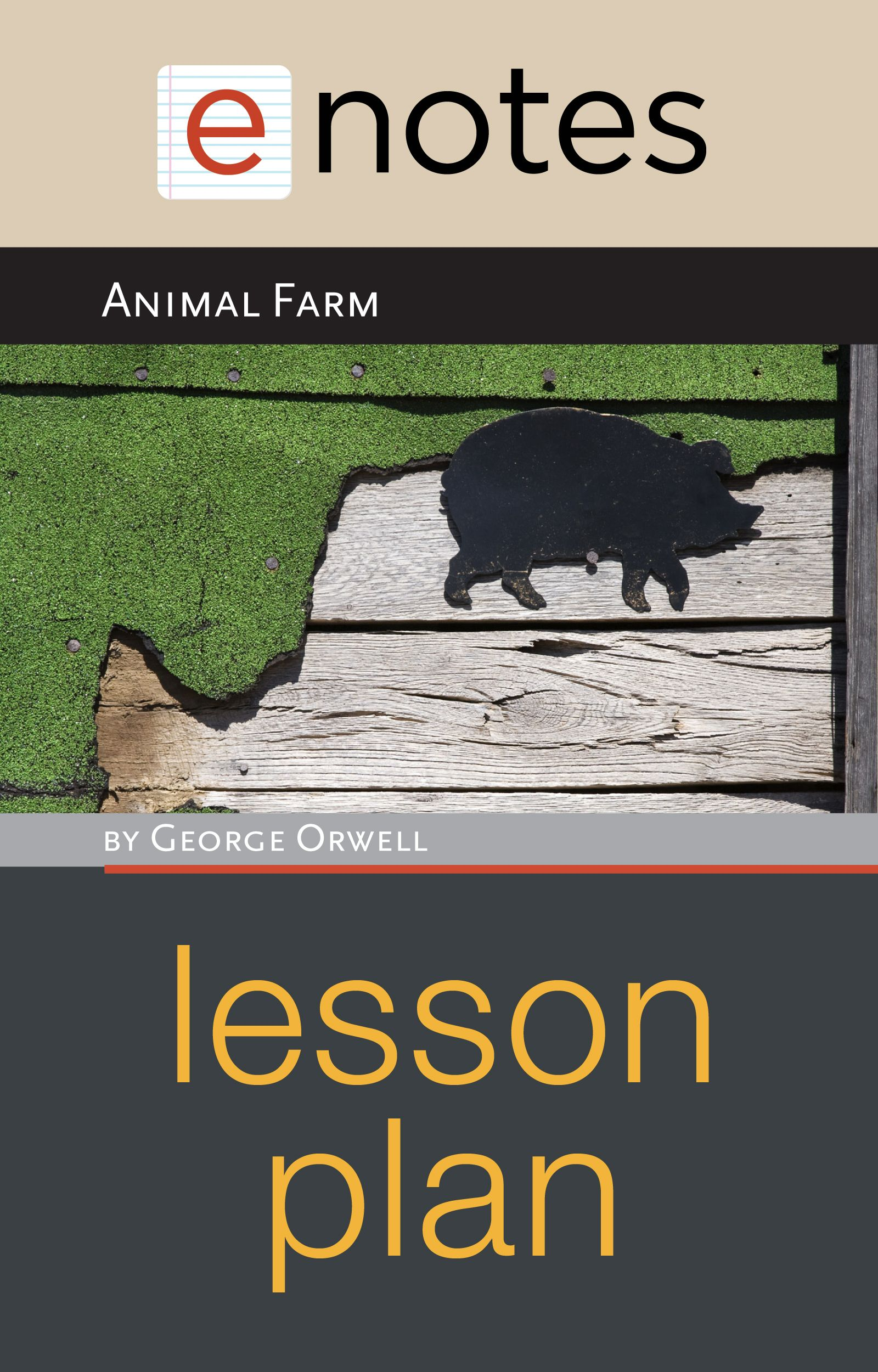 an analysis of farm by george orwell George orwell's animal farm is undeniably one of the best short novels ever written in the english language it is a deceptively simple tale.