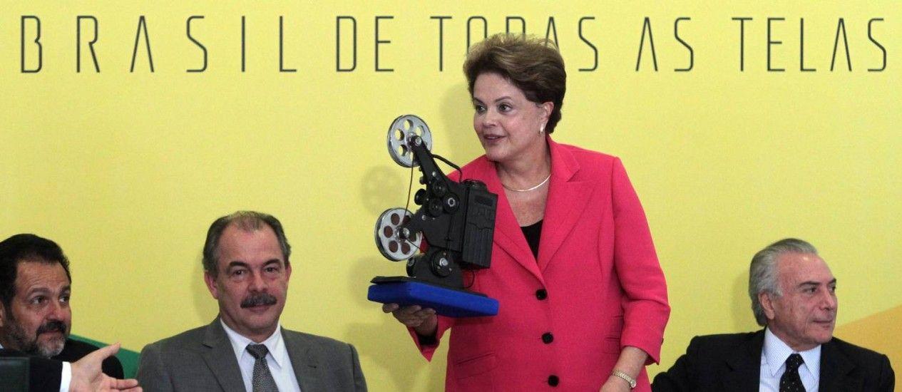 Brasil de Todas as Telas: a estatização do cinema nacional | Rodrigo Constantino - VEJA.com