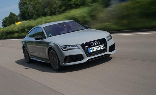 2014 Audi RS7 Pictures   Photo Gallery   Car and Driver ...