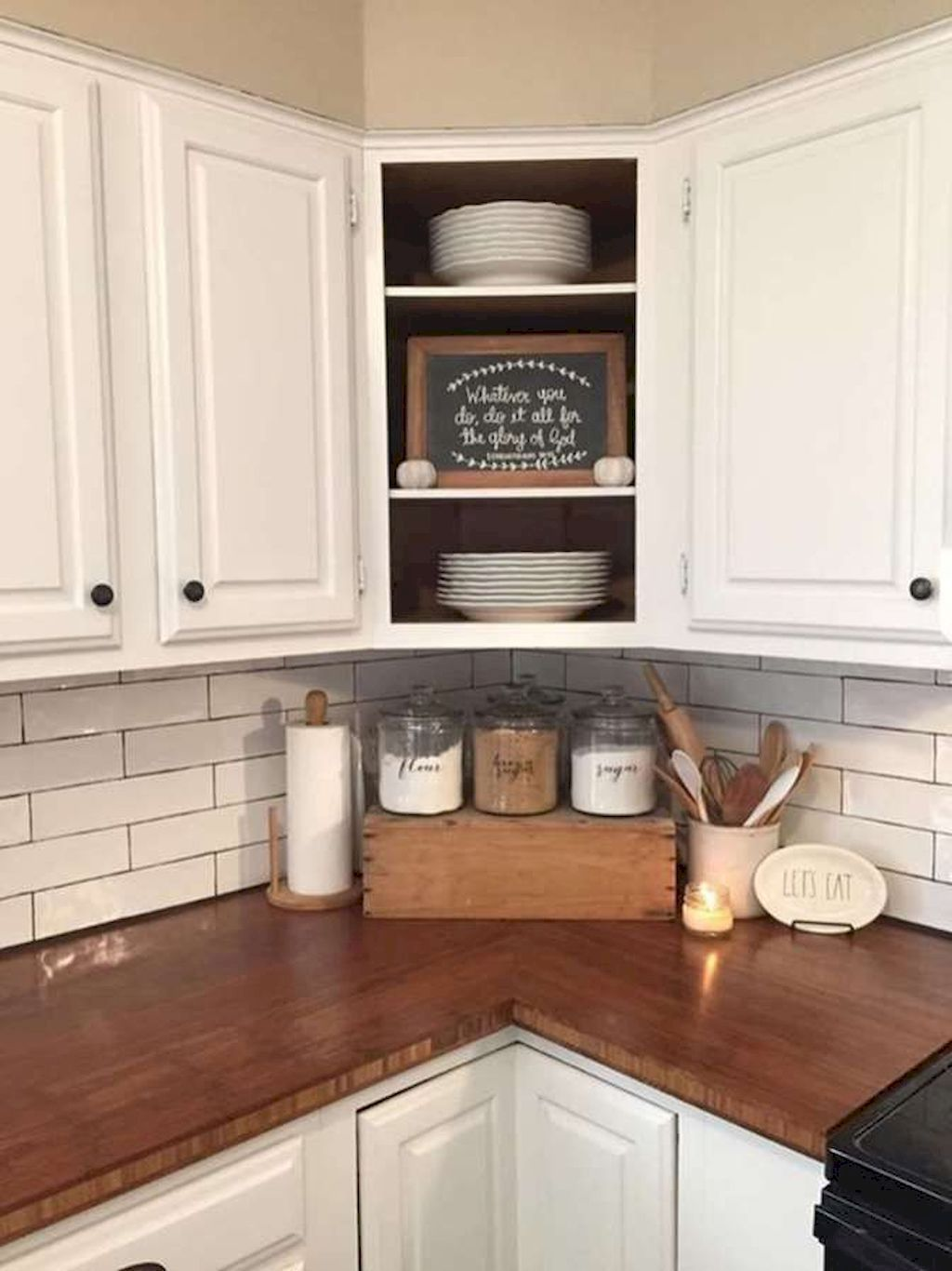 gorgeous farmhouse kitchen cabinets ideas kitchen decoration