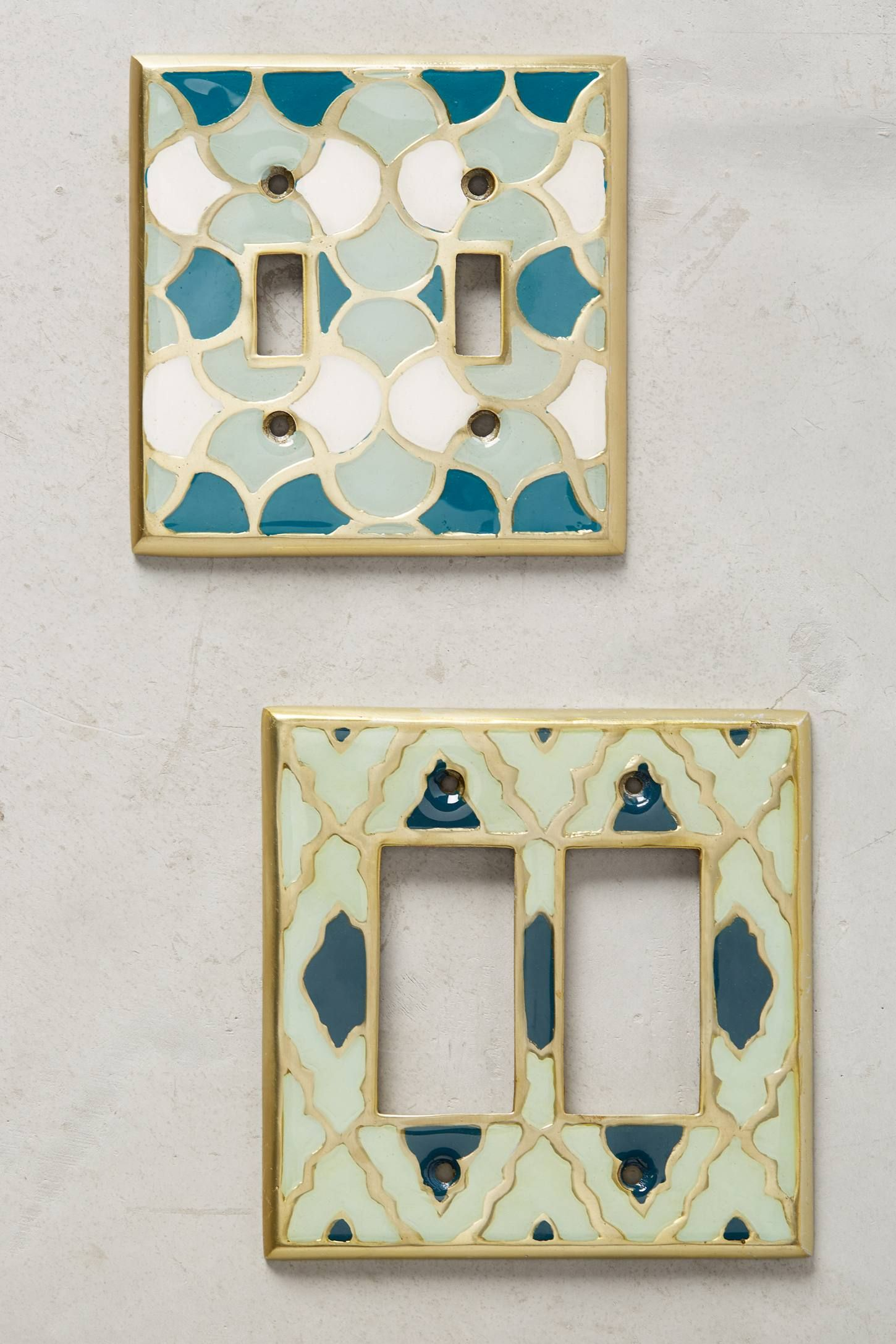 zagora switch plate at home switch plates plates painting tile rh pinterest com