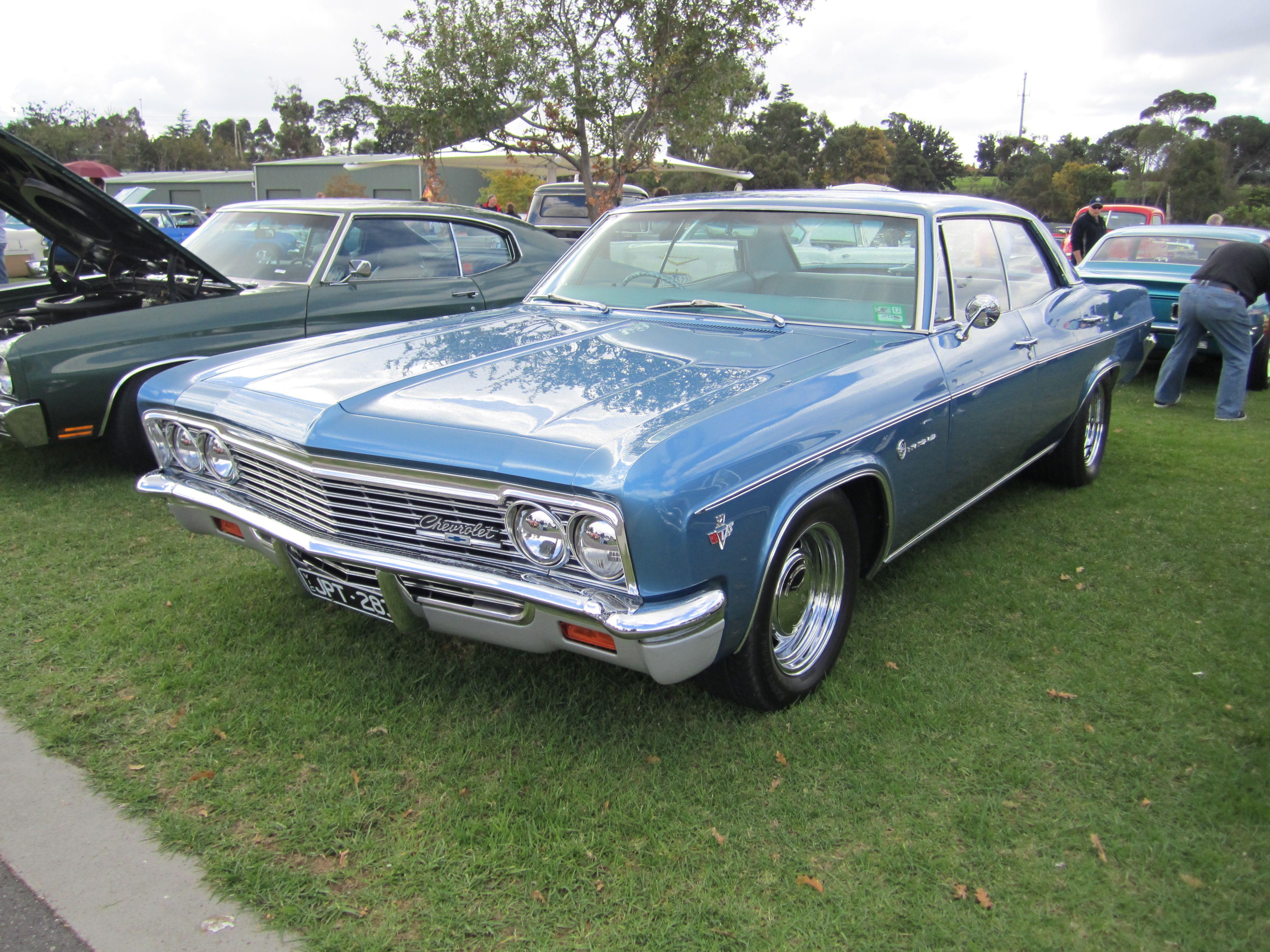 1966 chevy impala for sale  File 1966 Chevrolet Impala 4 door