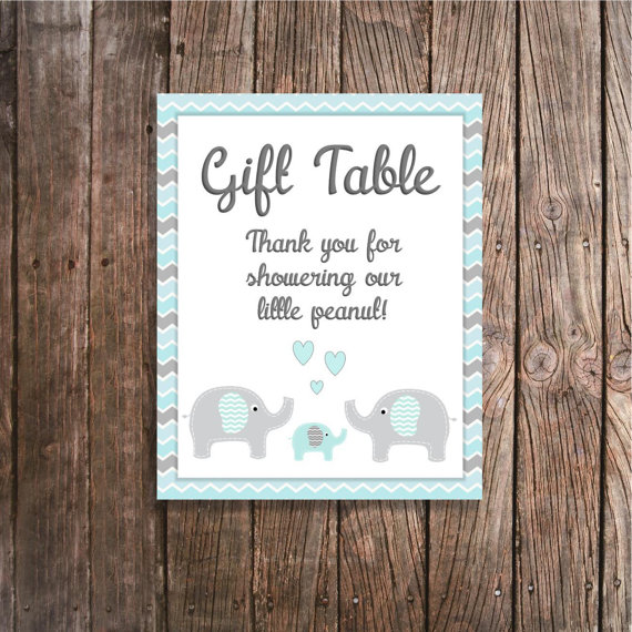elephants baby shower party ideas in 2019 baby shower baby rh pinterest com