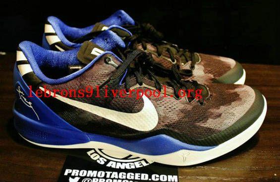 Nike Kobe 8 Duke Away PE