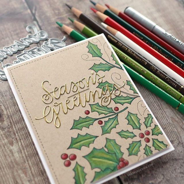 Holiday Card Series 2018