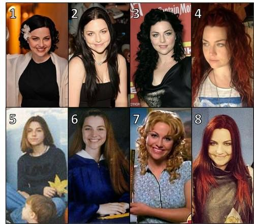 Amy Lee Red Hair