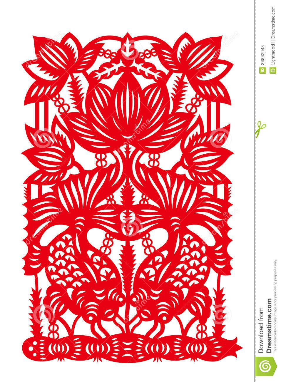 Chinese Paper Cutting Templates Bird Google Search