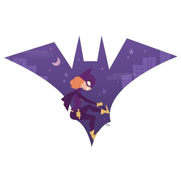 Batgirl by Michelle David