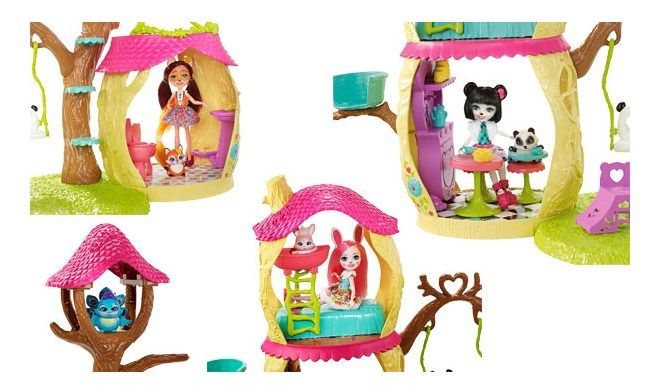 Enchantimals Panda Tree House Playset Review Best Toy