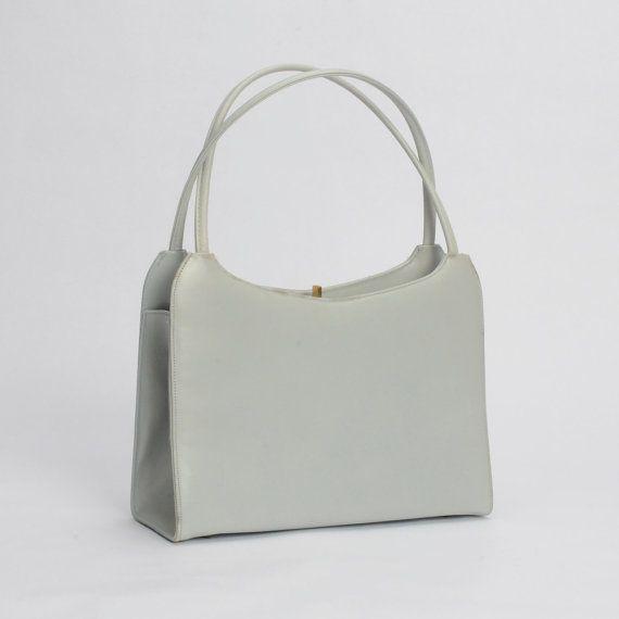 1950's Handbag Vintage Leather Purse