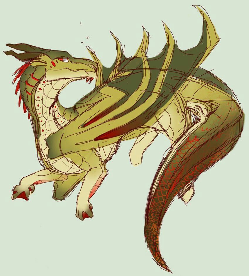 Pin by Ikran rider on wings of fire hybrids | Pinterest ...