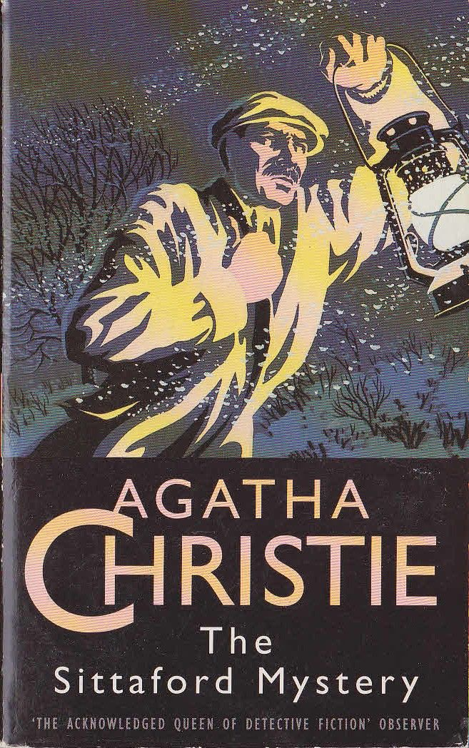 Agatha Christie The Sittaford Mystery Front Book Cover Image Agatha Christie Agatha Christie Books Crime Book Cover
