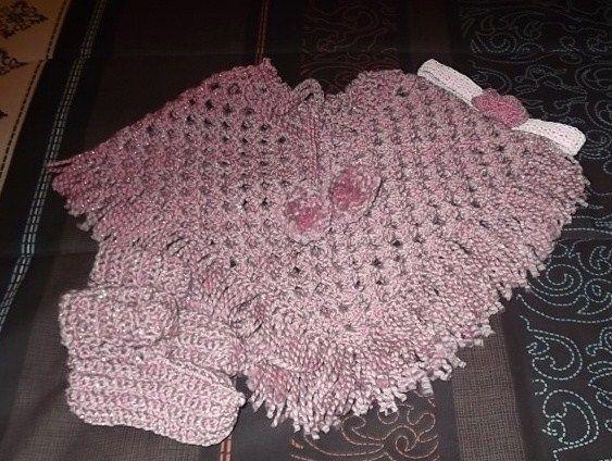 Free Baby Crochet Poncho Patterns Largeg1334150076 Annas