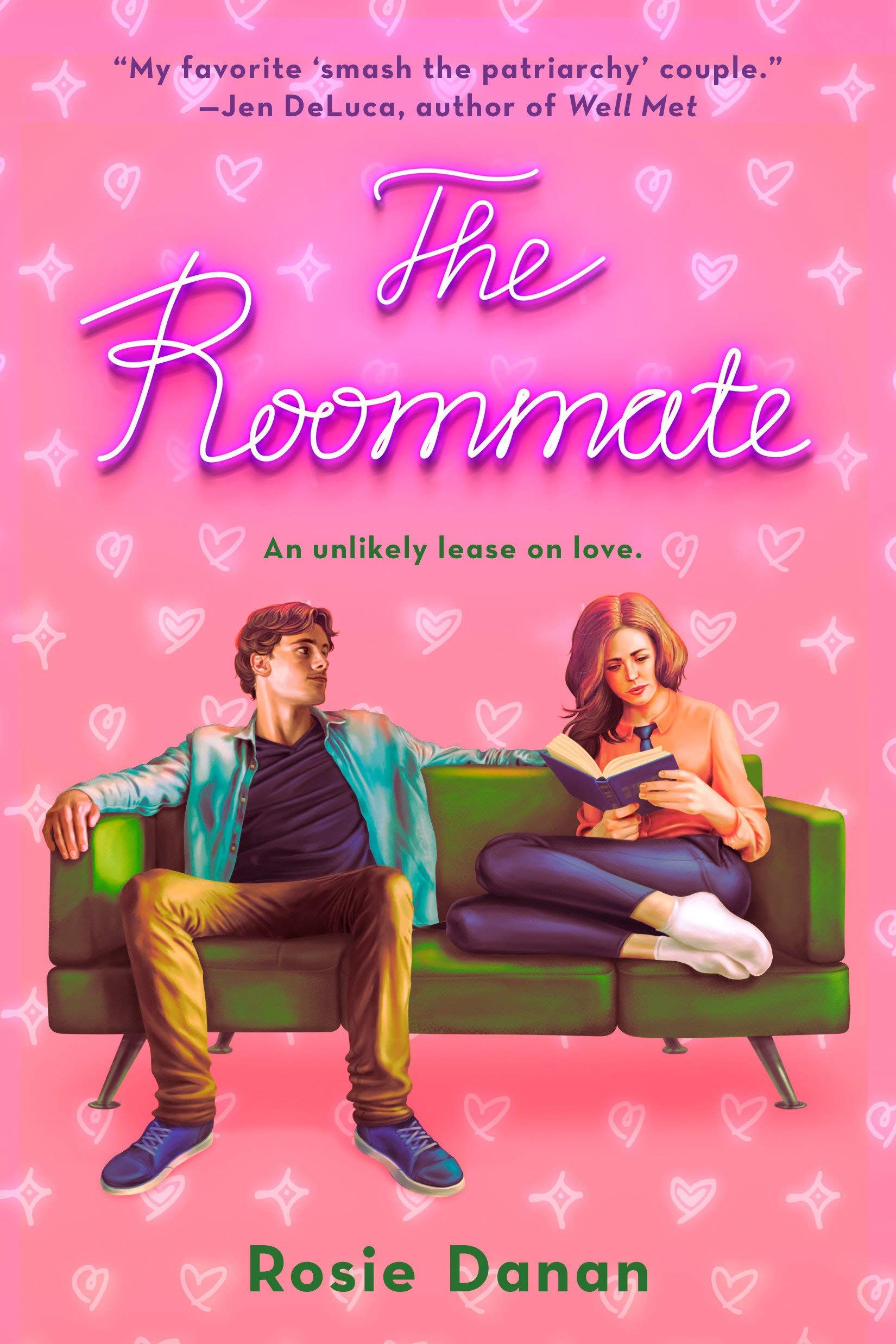 Pdf The Roommate By Rosie Danan New Romance Books Romance Books Roommate