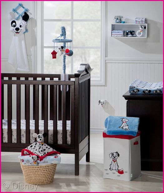 101 Dalmatian Nursery Disney Baby Nurseries Disney Themed Nursery Baby Girl Nursery Decor