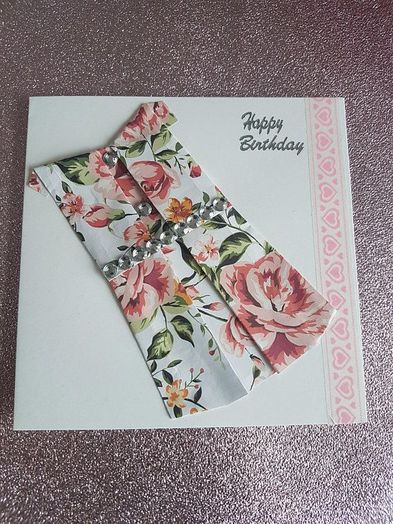 Birthday Card Birthday Greeting Card Birthday Card For Her