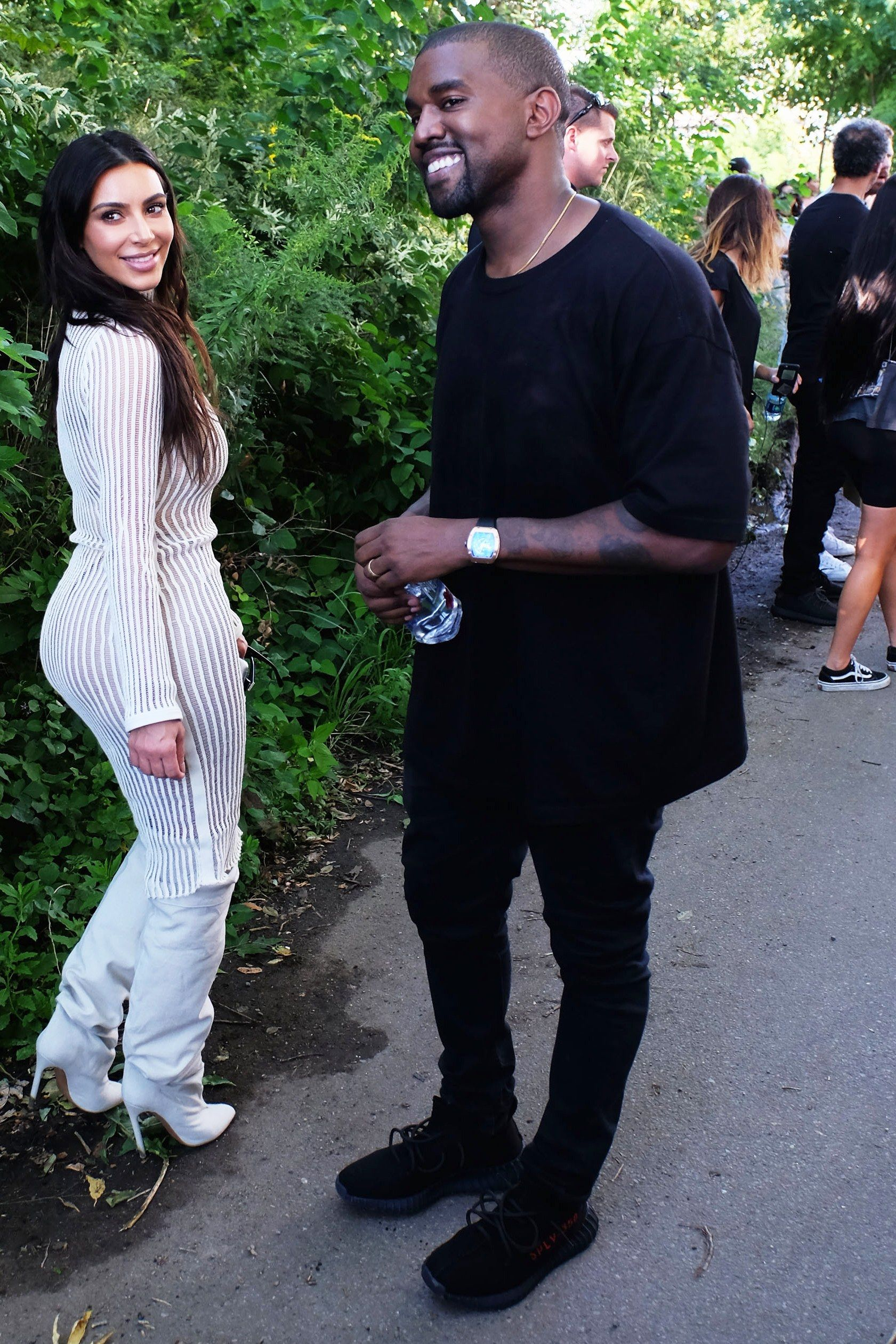 All of Kanye Wests Best and Wildest Outfits