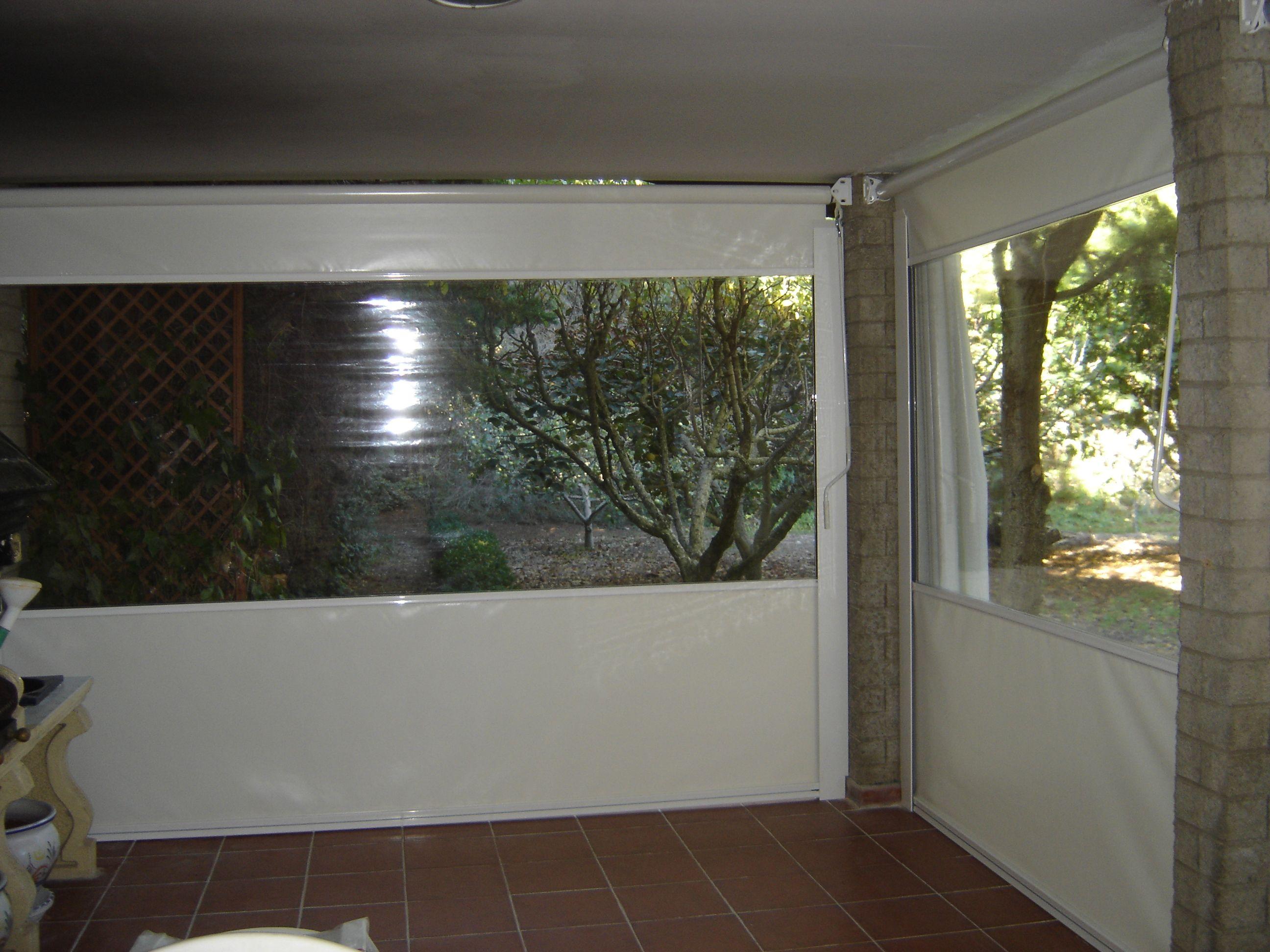 Toldo transparente ventana buscar con google tiny patio - Toldos para patios precios ...