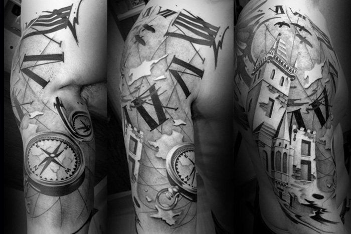 Westfall Tattoo Yelp Tatouage Carte Tatouage Croquis Tatouage