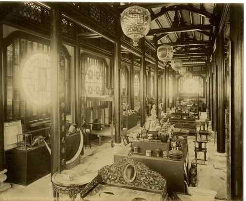 Int rieur du palais de la cochinchine exposition for Vol interieur vietnam