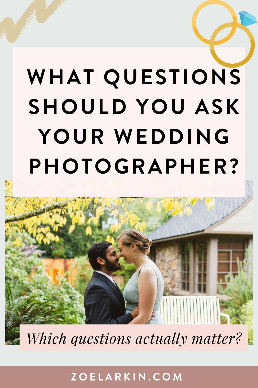 36 Questions You Really Need To Ask Your Wedding Photographer Zoe Larkin Photography In 2020 Wedding Photographers Best Wedding Photographers This Or That Questions