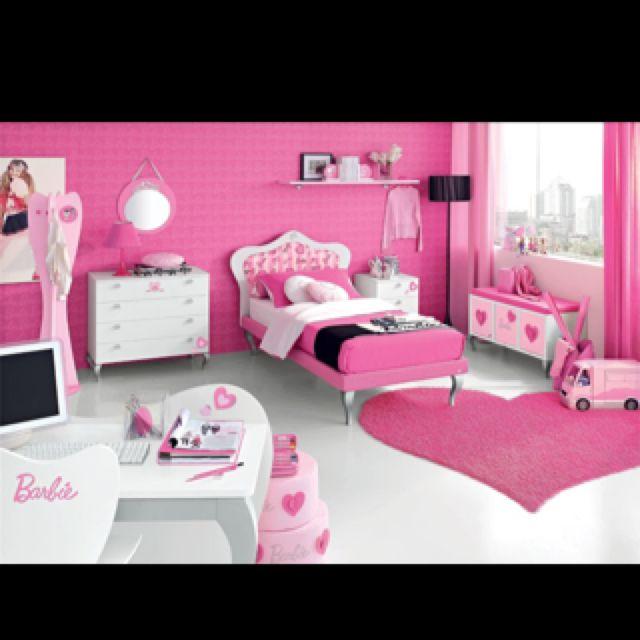 Barbie Room Room Ideas Pinterest Recamara Decoracion