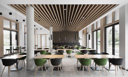 joachim herz foundation kitzmann architekten auditorium office rh pinterest com