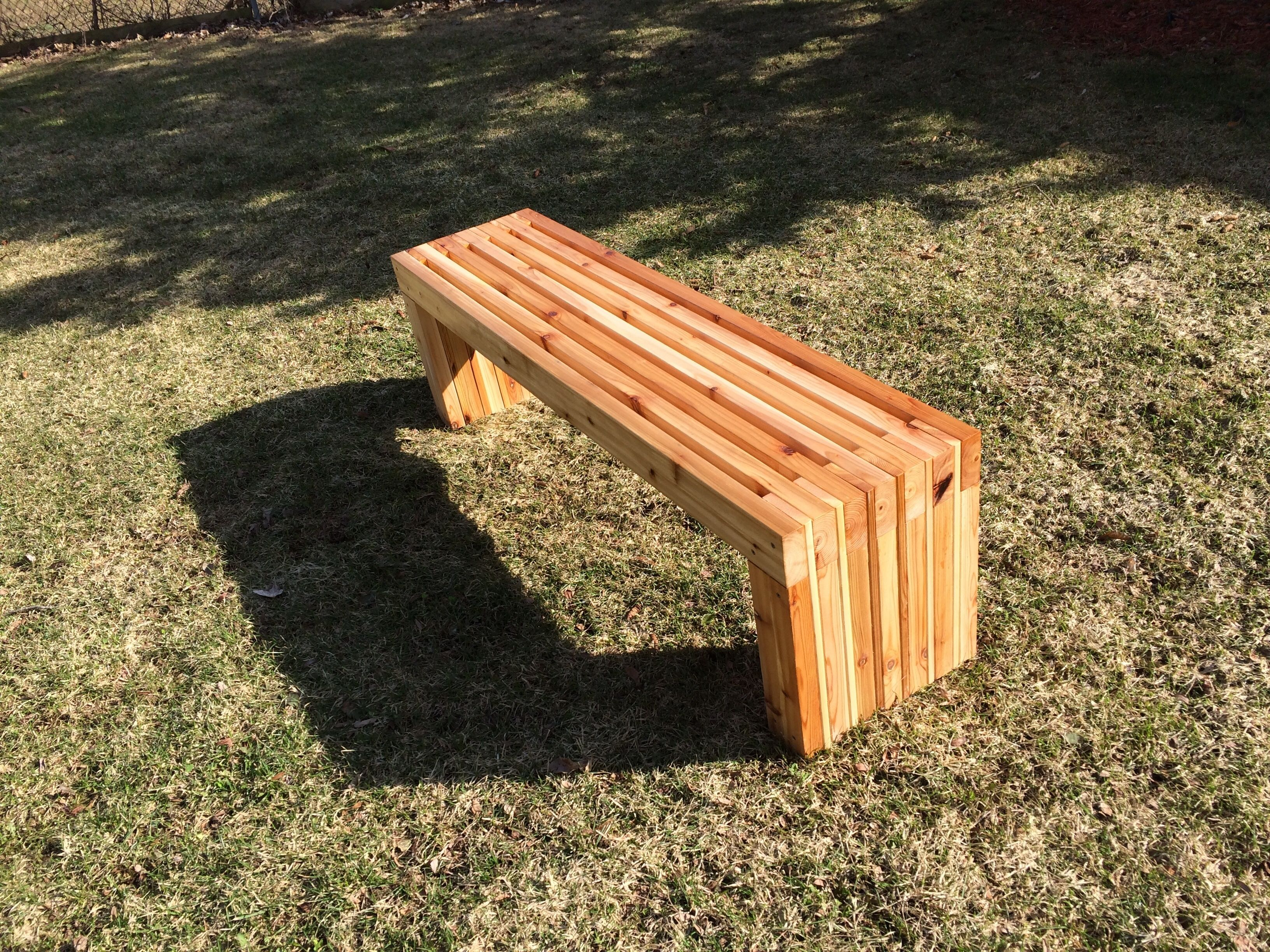 Image of Ana White Diy Patio Table Bench Diy Projects