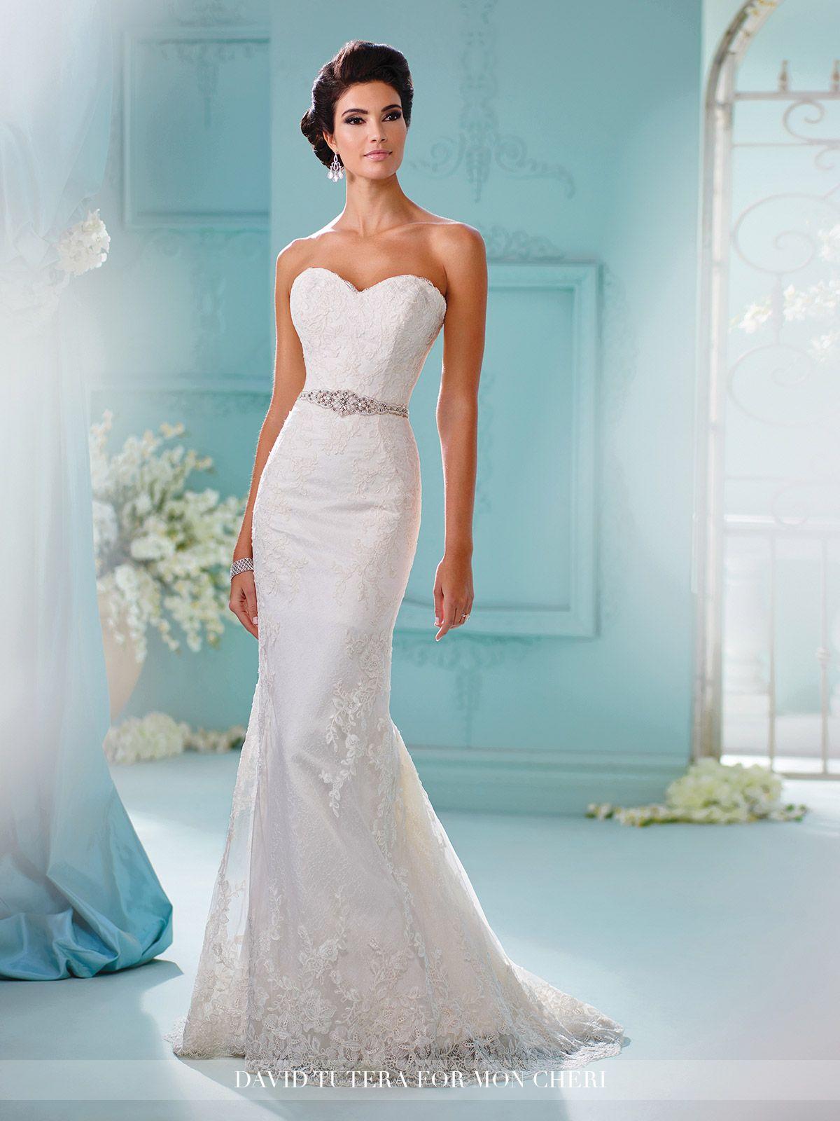 David Tutera Wedding Dresses - 216259 Skylar | Dress set, Lace and ...