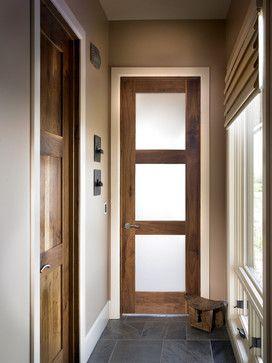 Meacham Contemporary Interior Doors Denver Sun Mountain Inc