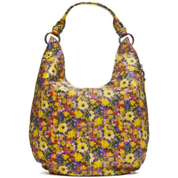 Hobo Daisy Floral Gardner Hobo Bag ($186) ❤ liked on Polyvore ...