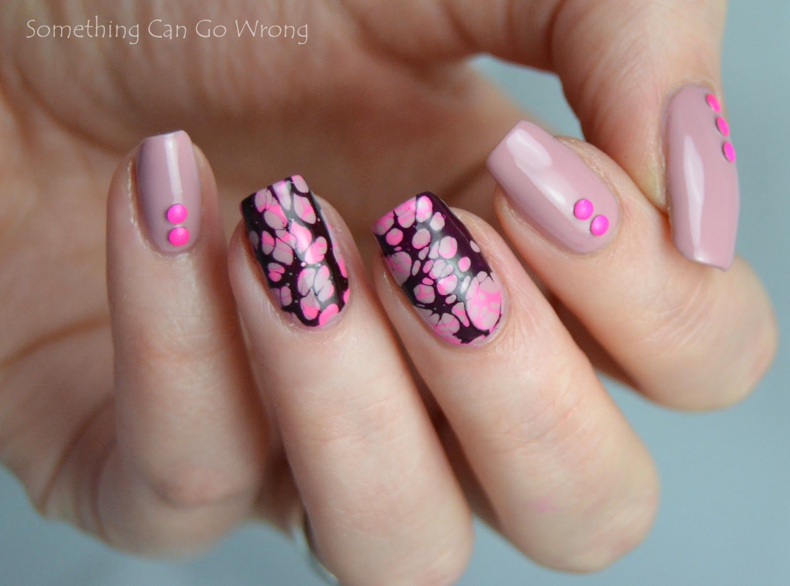 Something Can Go Wrong: Waterspots | 4 the luv of nail art! | Pinterest
