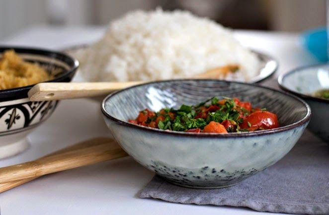 Tipps für ein schnelles Abendessen und Abo einer Biokiste mit Tischdekoration